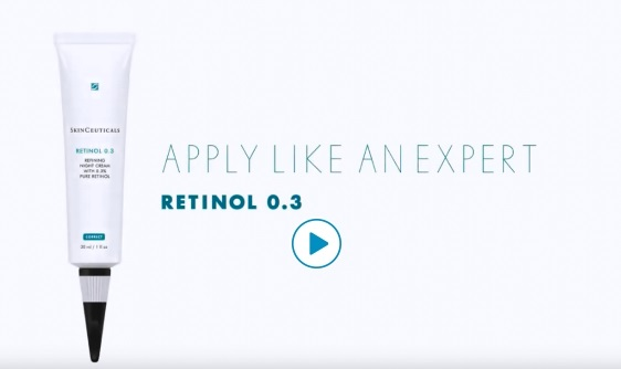 video retinol